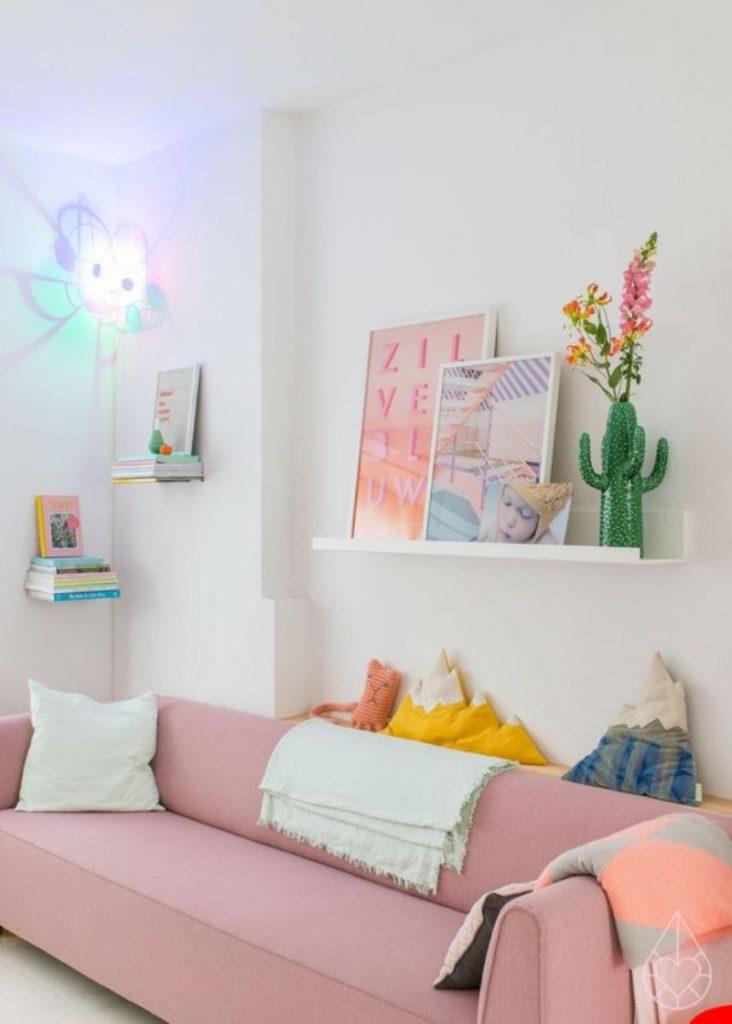 Was ist Neu bei Pinterest: Zeitgenössiche Beleuchtung und Pastellfarbe Décor!