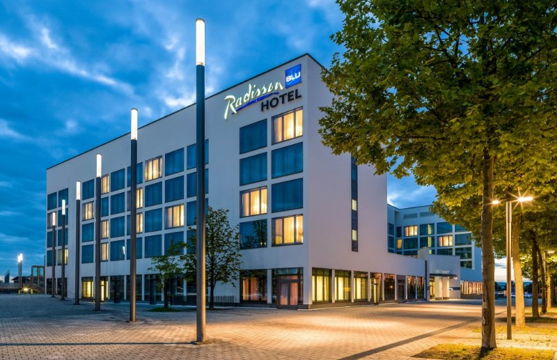 Mid Century Hotels To Spend The Night In Germany!