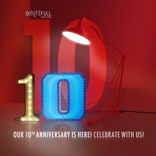 Celebra DelightFULL 10 Anos Com Os Maiores Clássicos de Iluminação 8