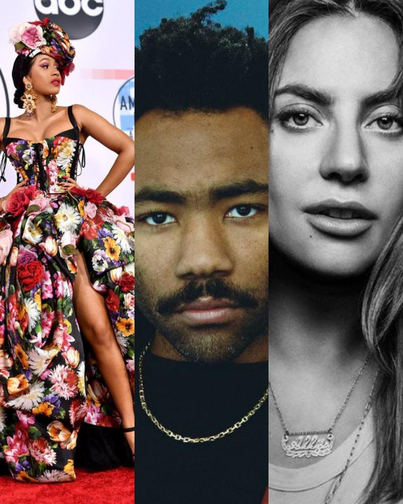Grammys 2019_ Todos Los Nomeados y Todas Las Curiosidades (2)