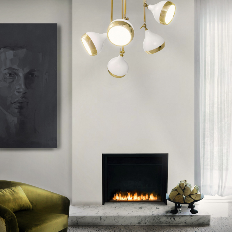 Lámparas Brancas Qué Van Iluminar Tu Casa y Tu Vida (2)