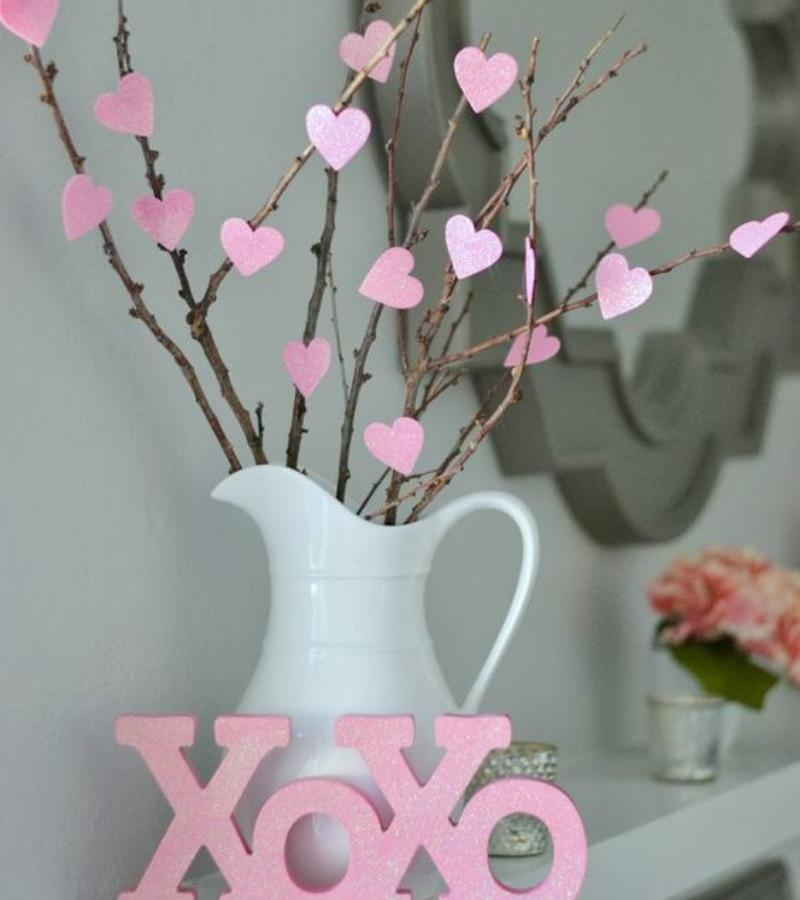 ¡ Lámparas Rojas Para El Día De San Valentin! (2)
