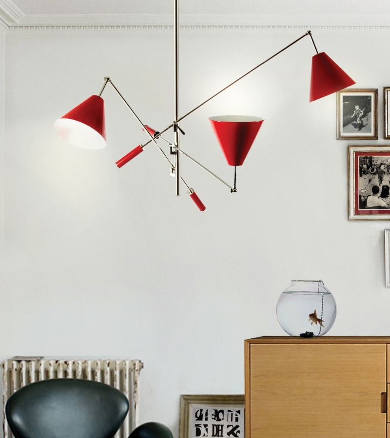 ¡ Lámparas Rojas Para El Día De San Valentin! (5)