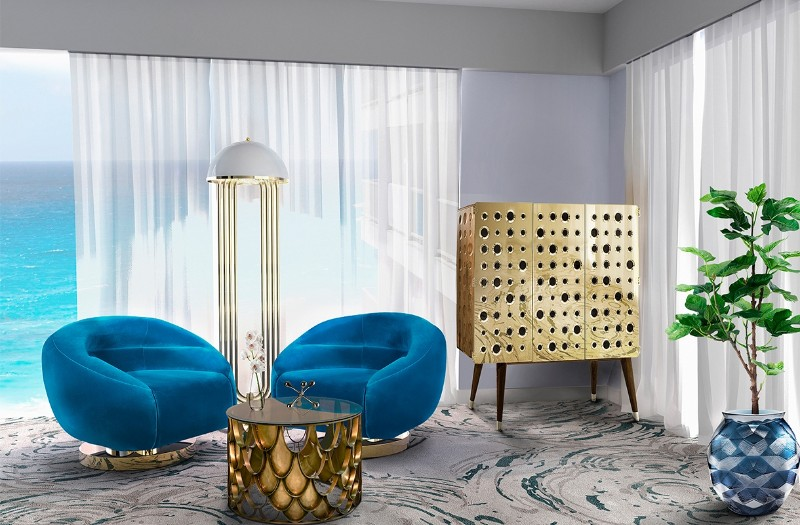 Mid Century Floor Lamps That will Enlighten iSaloni 2019!