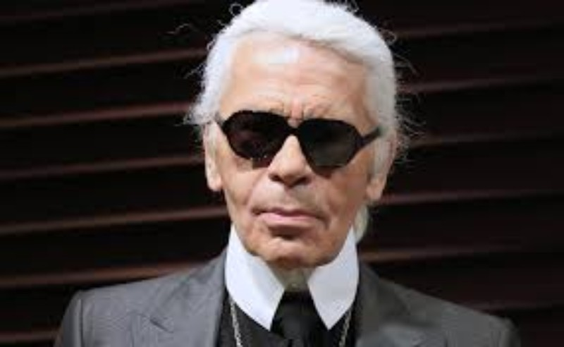 Karl Lagerfeld, the creative designer of Chanel, that left a Legacy!