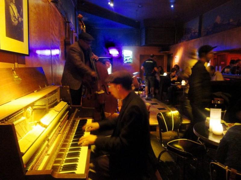 5 Jazz-inspirierte Restaurants, die Sie besuchen müssen!