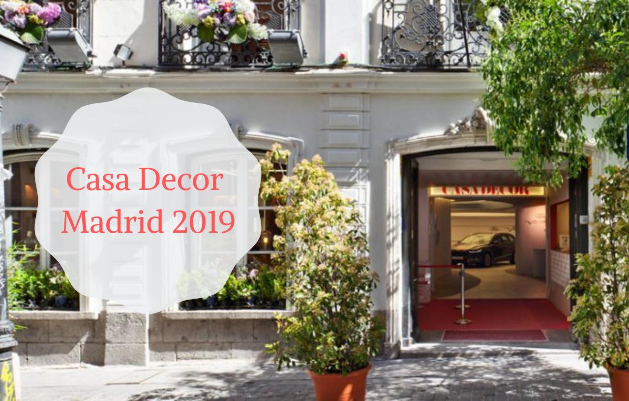 Casa Decor Madrid_ Una Exclusica Exposición de Interiorismo