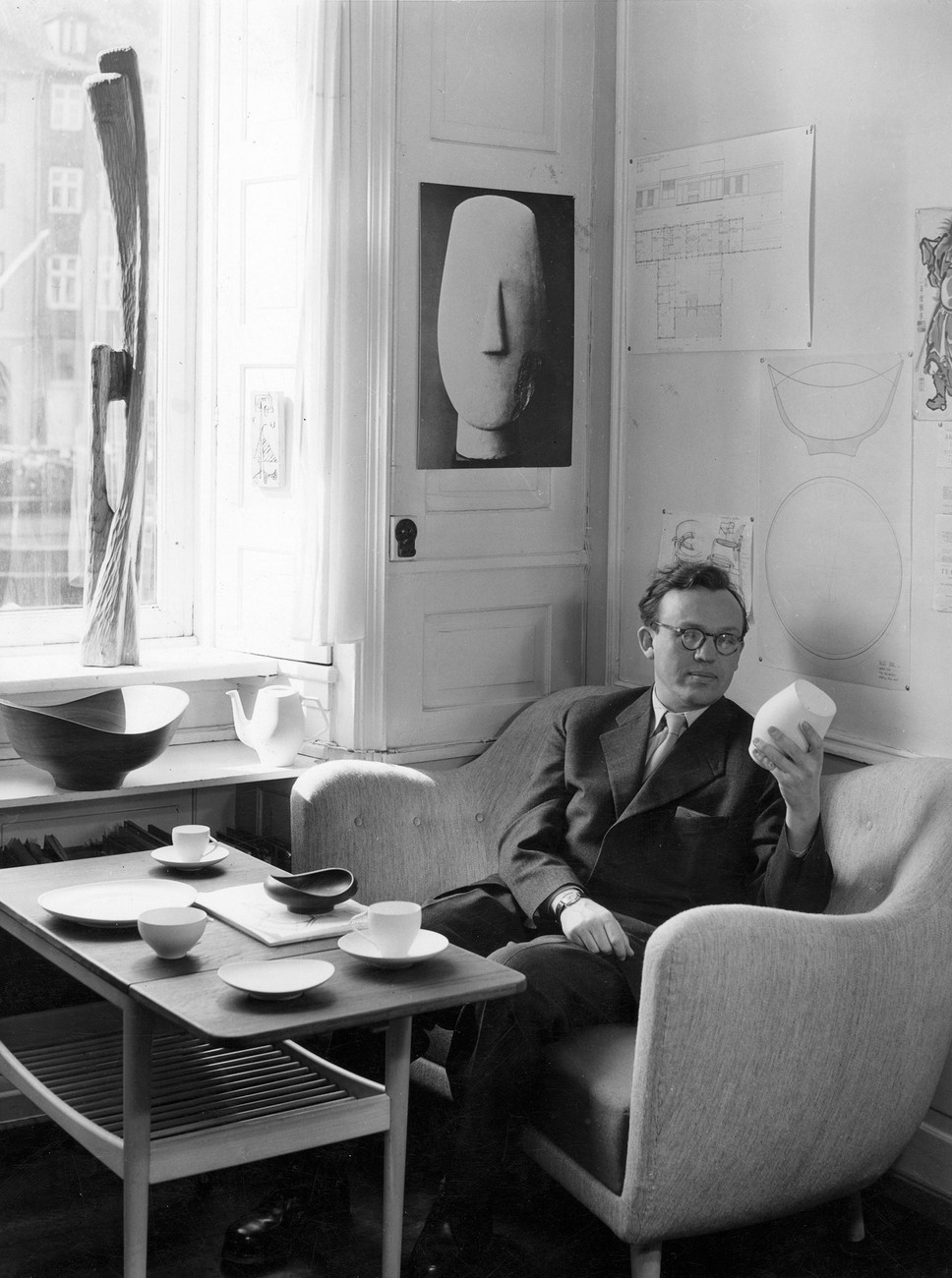 Design Talks: Finn Juhl's Furniture Design Movement