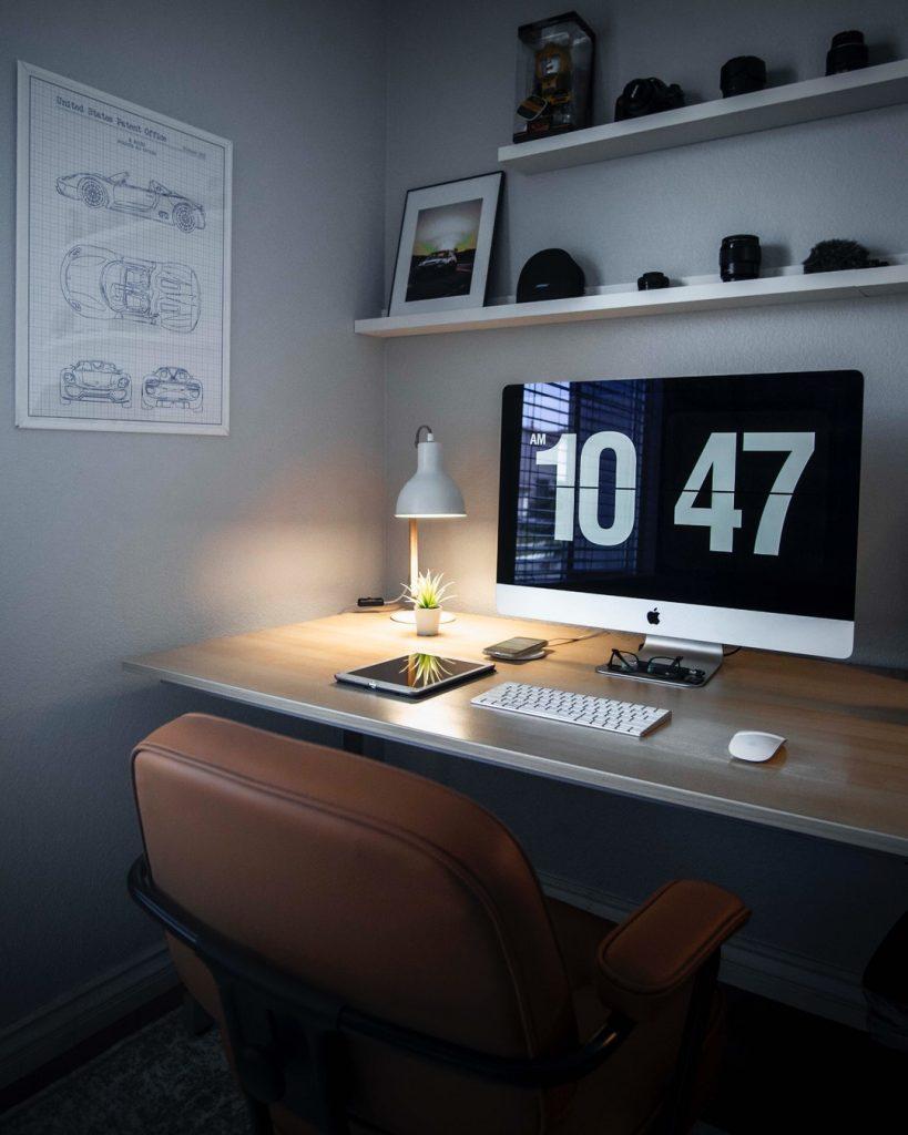 O Que Não Pode Faltar No Seu Home Office Nós Ajudamos 9