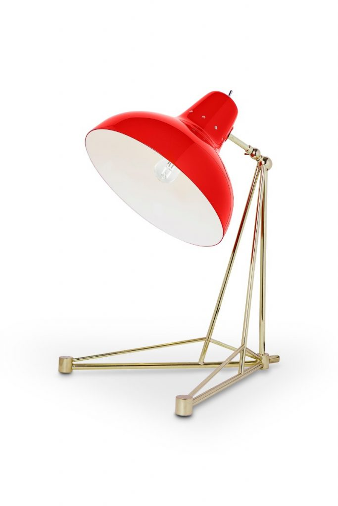 Best Deals: Mid Century Red Lamps That Will Make Your Day!