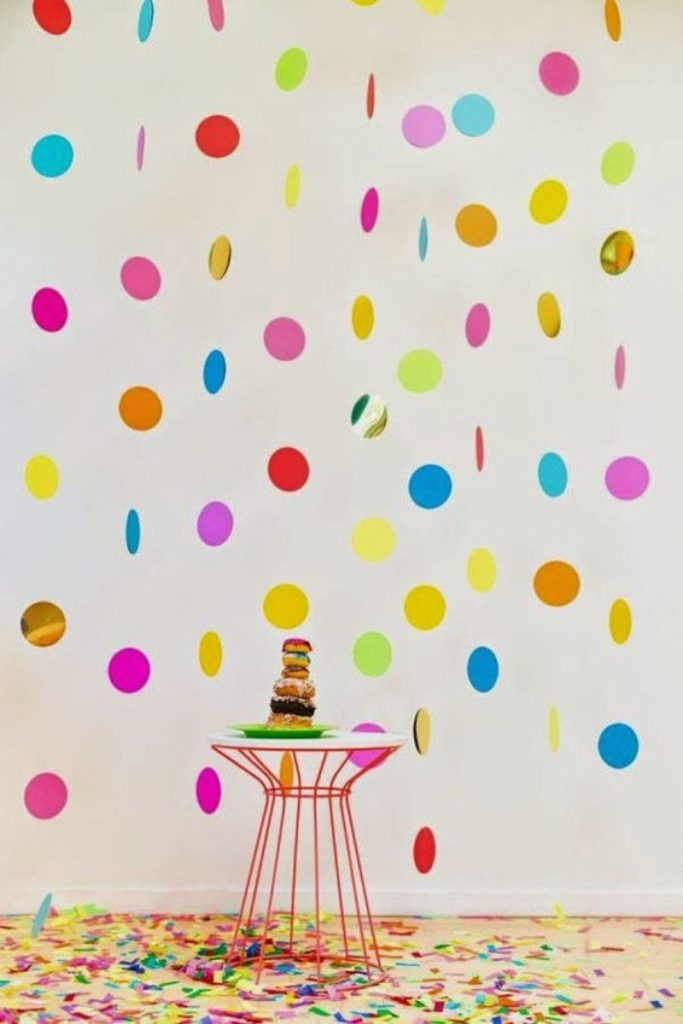 What is Hot on Pinterest: Carnival Party Décor!