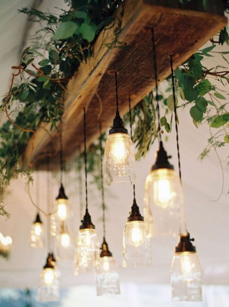 What is Hot on Pinterest: Spring Lighting Ideas