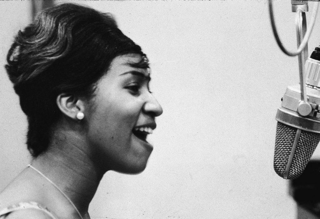 Aretha Franklin, A Inspiração, A Lenda, E A Peça De Iluminação 2