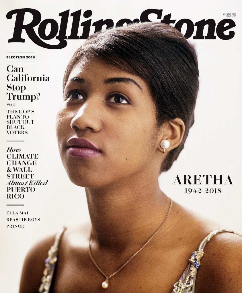 Aretha Franklin, A Inspiração, A Lenda, E A Peça De Iluminação 7