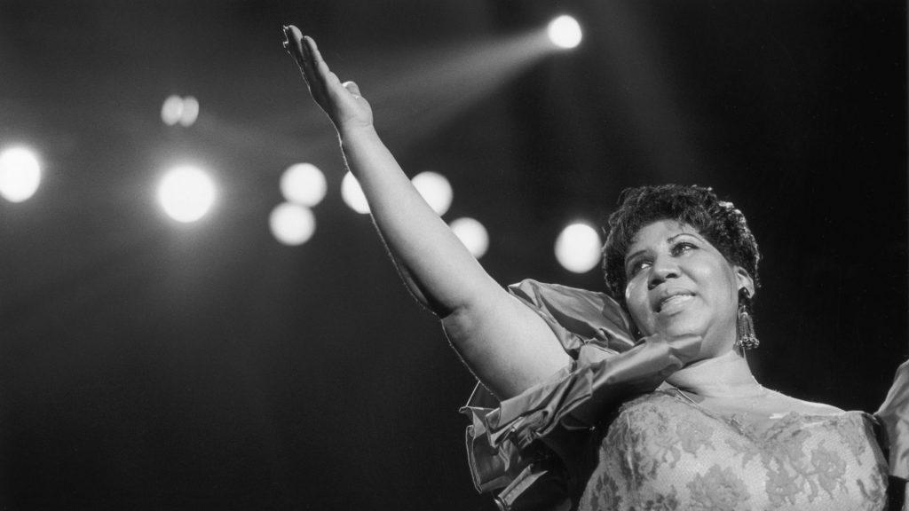 Aretha Franklin, A Inspiração, A Lenda, E A Peça De Iluminação 8