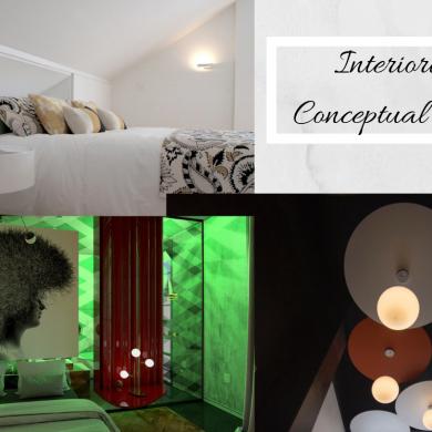 Interiorismo Conceptual Estudio