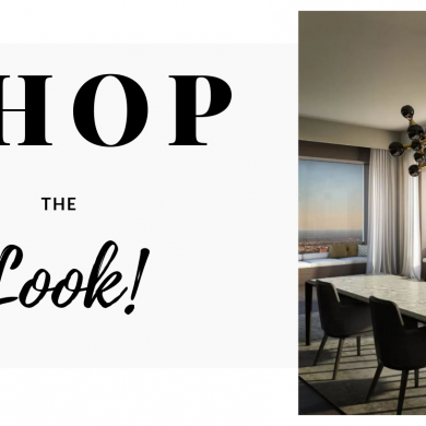 Shop The Look New York City Apartment