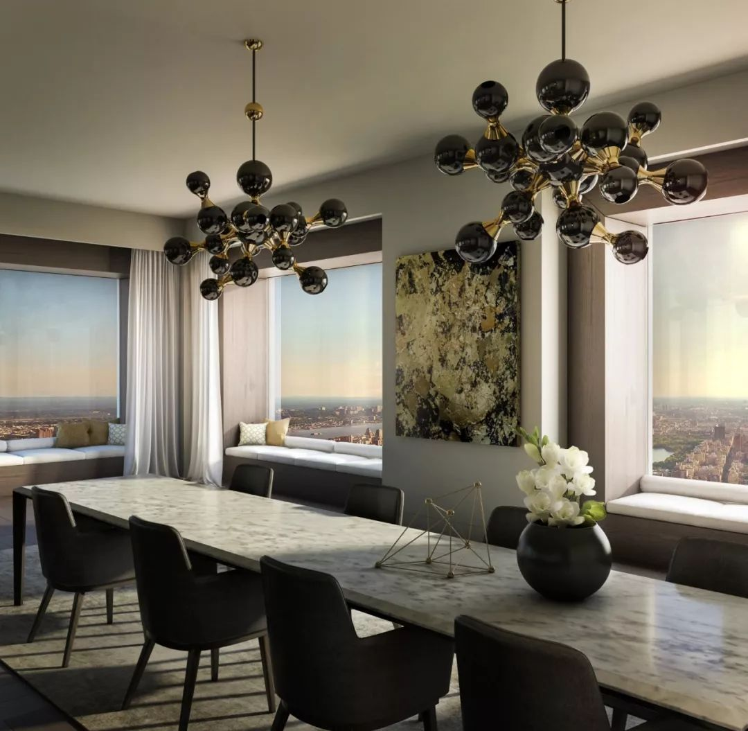 Shop The Look: New York City Penthouse