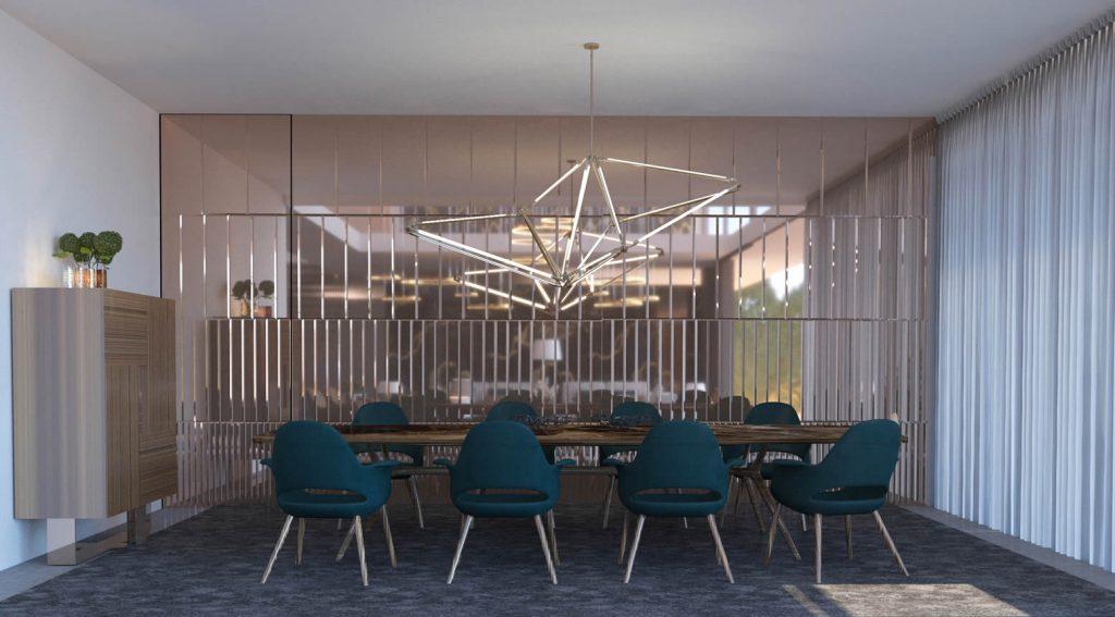 Spring Diamond Interior Design Apresenta A Sua Visão Moderna E Sofisticada 6