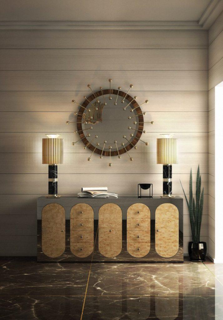 Best Deals: The Best Mid Century Golden Lamps!