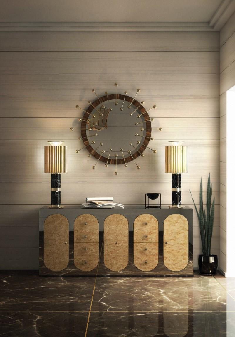 Marmorlampen dringen in Ihre Wohnkultur ein!