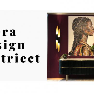 Brera Design District Invites You To _When Brera Meets Mid-Century_