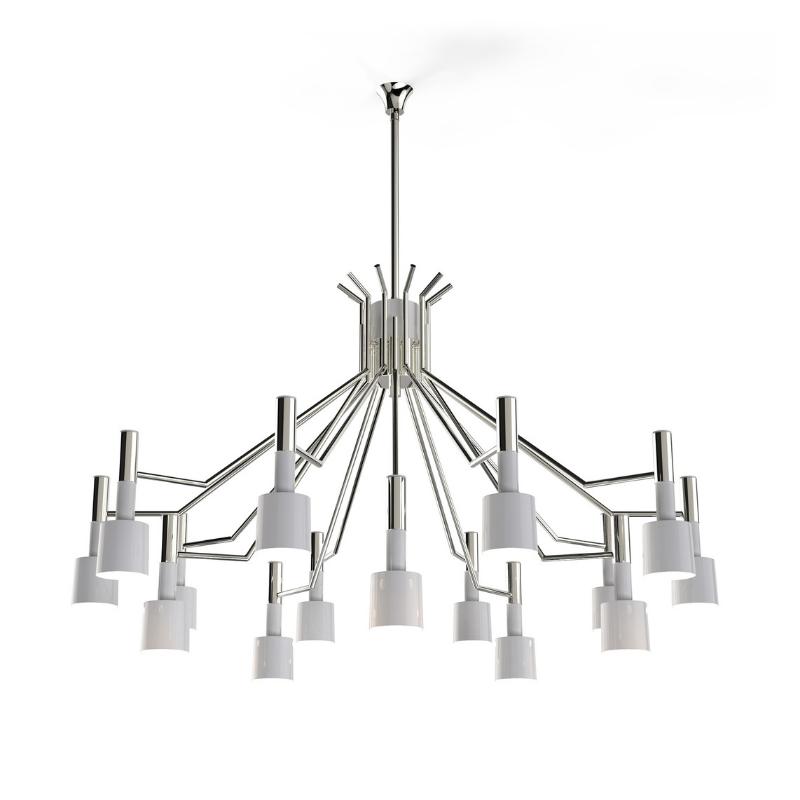 Interiorismo De Lujo C_ Ella, Lámpara De Techo (5)