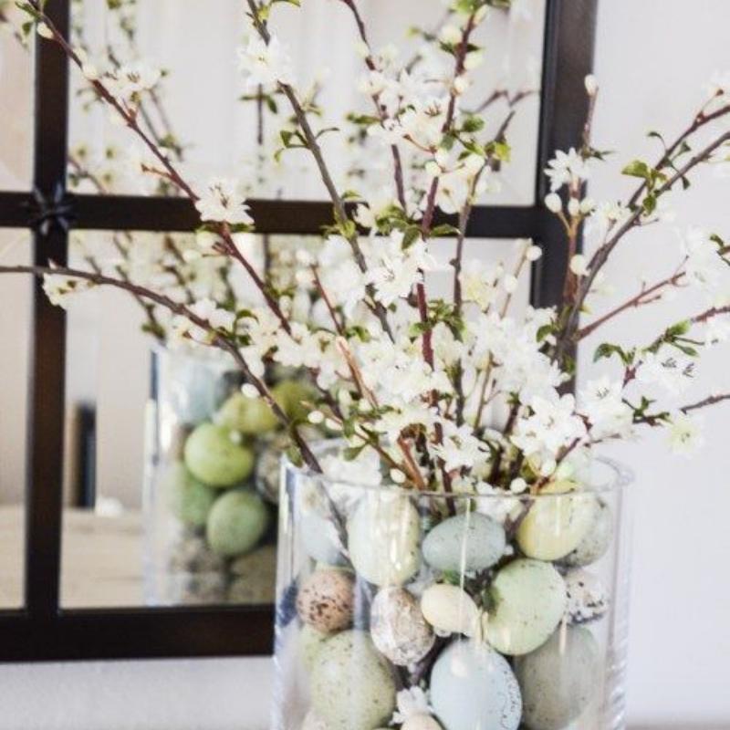 Las Mejores Ideas para Tu Decoración de Pascua (5)