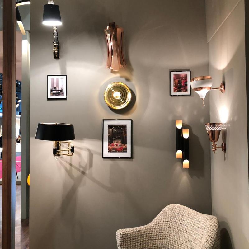 iSaloni 2019 Descubre Las Mejores Lámparas En El Stand DelightFULL (6)