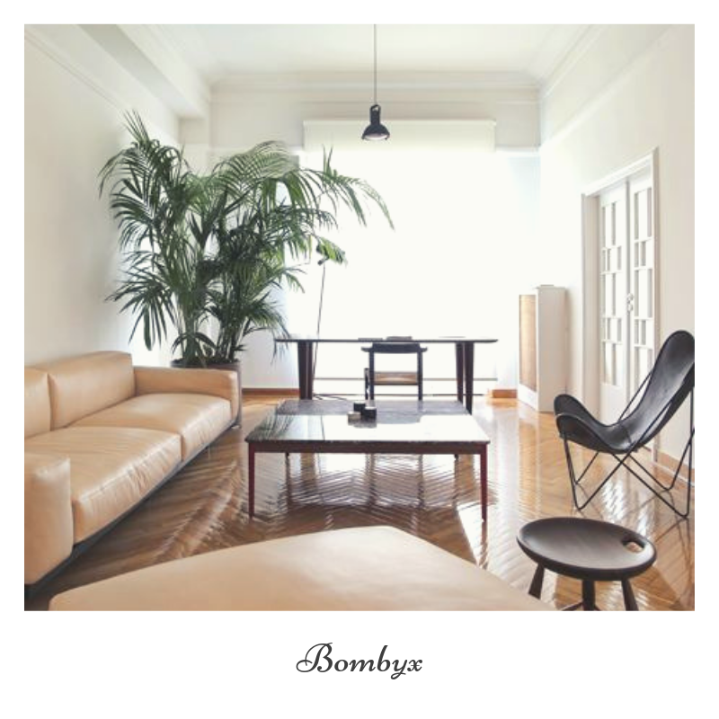 Bombyx: Get Ready To Have A Smooth Interior Décor