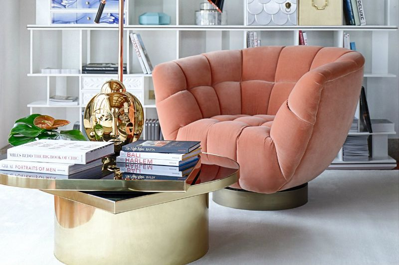 Steal The Look: Put Together a Mid Century Living Room