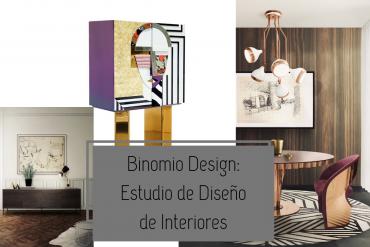 Binomio Design_ Estudio de Diseño de Interiores