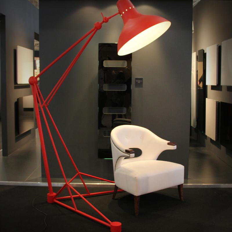 Lámparas Rojas Que Van Completar El Interiorismo de Tu Casa (3)