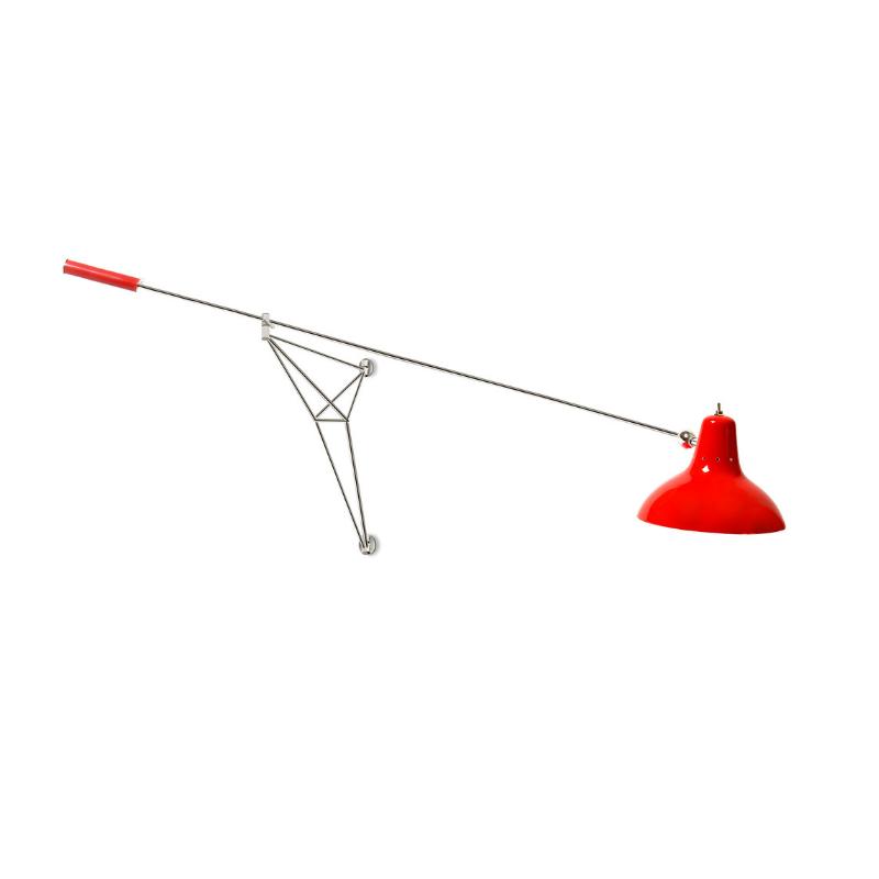 Lámparas Rojas Que Van Completar El Interiorismo de Tu Casa (4)