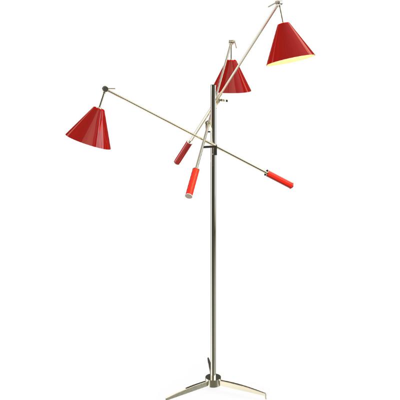 Lámparas Rojas Que Van Completar El Interiorismo de Tu Casa (8)
