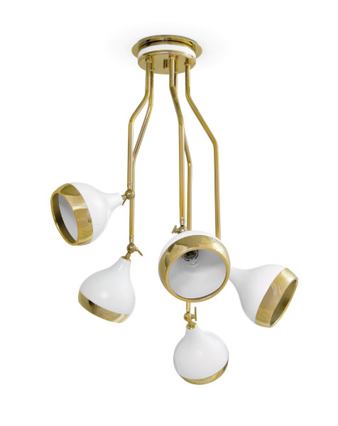 Shop The Look Home Decor With Golden Lamps 3