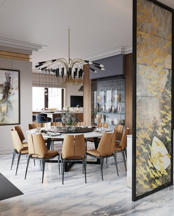 Shop The Look Luxurious Interior Design Project 3