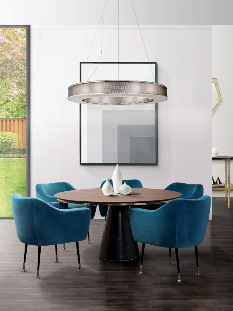 Shop The Look Mid-Century Suspension Lamps Are The Hit Trend