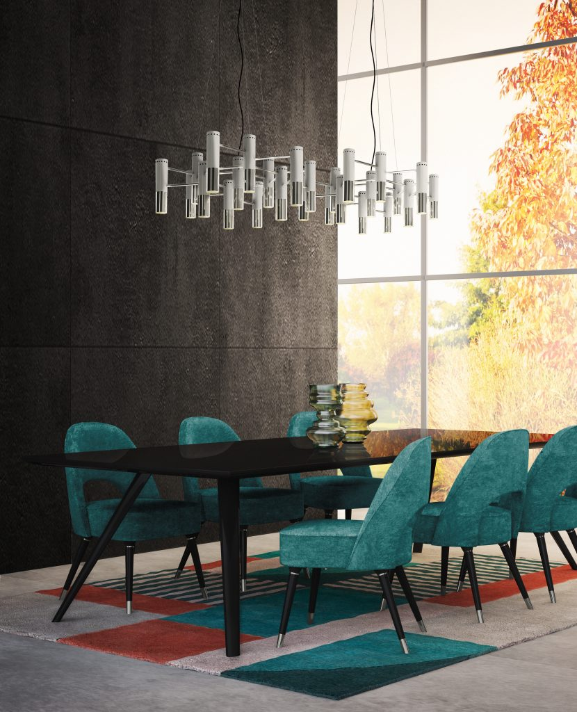 Shop The Look Mid-Century Suspension Lamps Are The Hit Trend 5