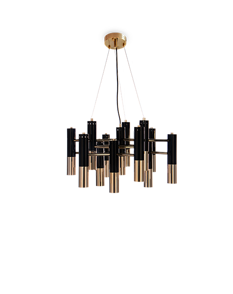 Shop The Look Mid-Century Suspension Lamps Are The Hit Trend 9