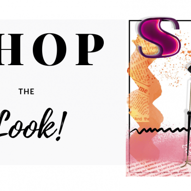 Shop The Look Pop Art Street Style