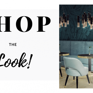 Shop The Look_ Luxury Mid-Century Lighting Meets Mid-Century Furniture