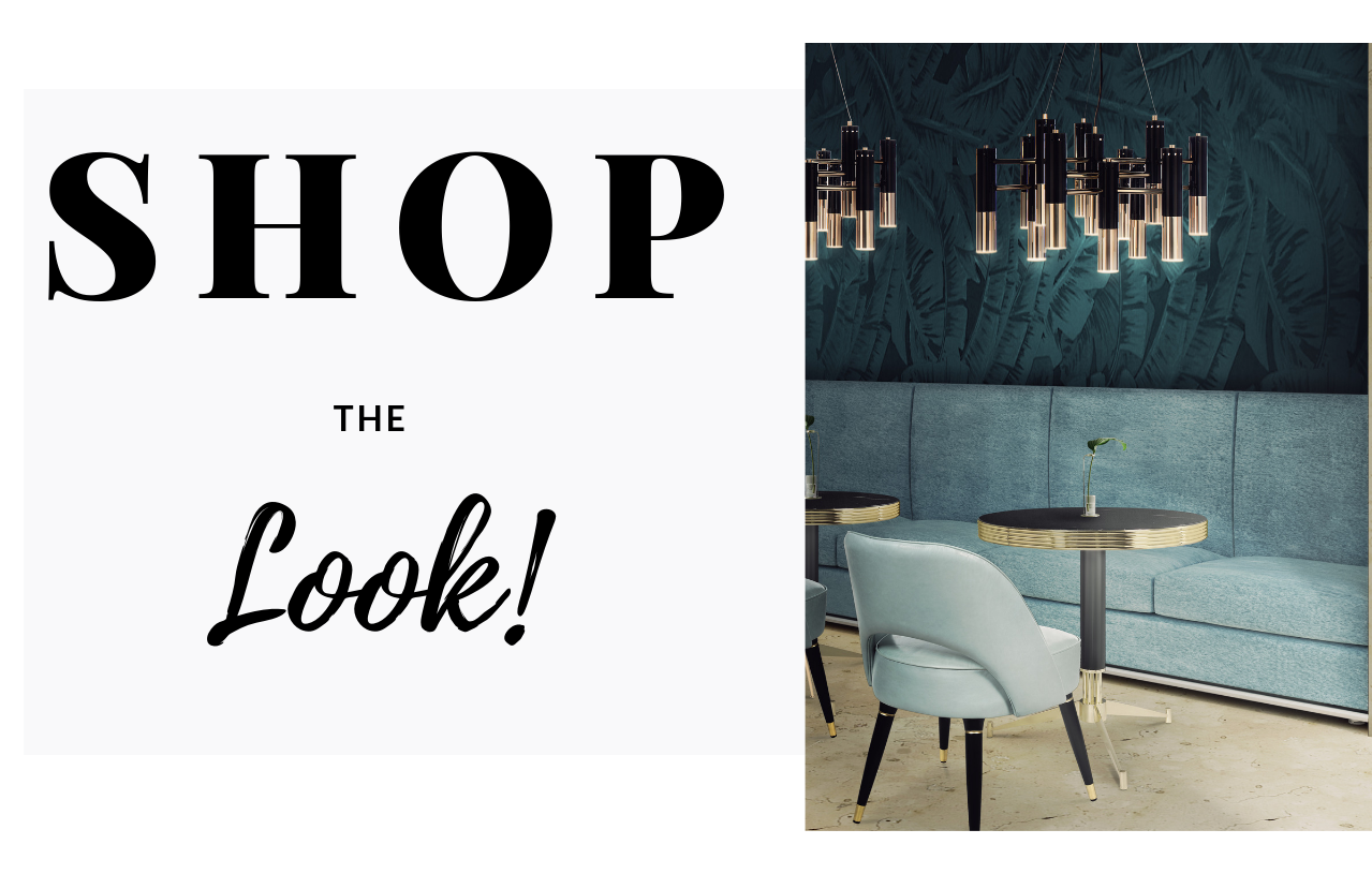 Shop The Look_ Luxury Mid-Century Lighting Meets Mid-Century Furniture