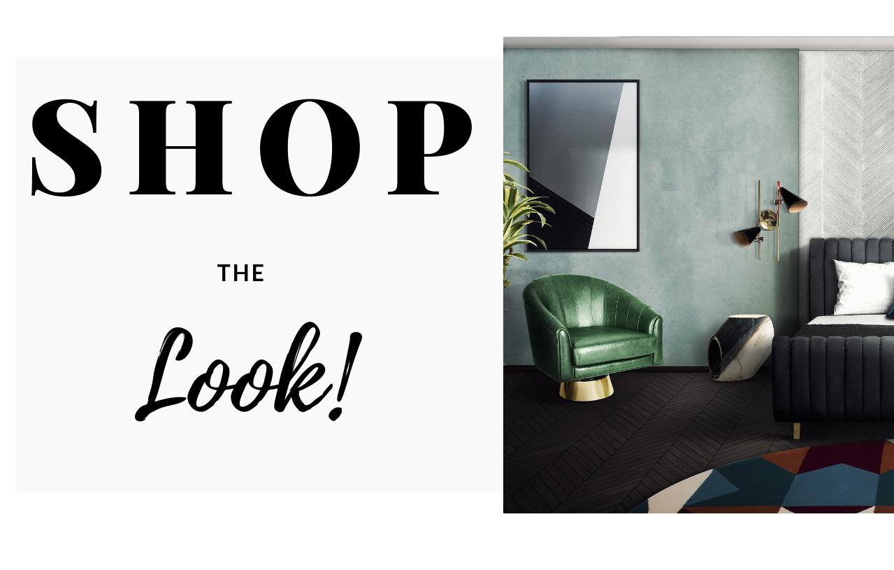 Shop The Look_ Mid-Century Bedroom Decor Edition!
