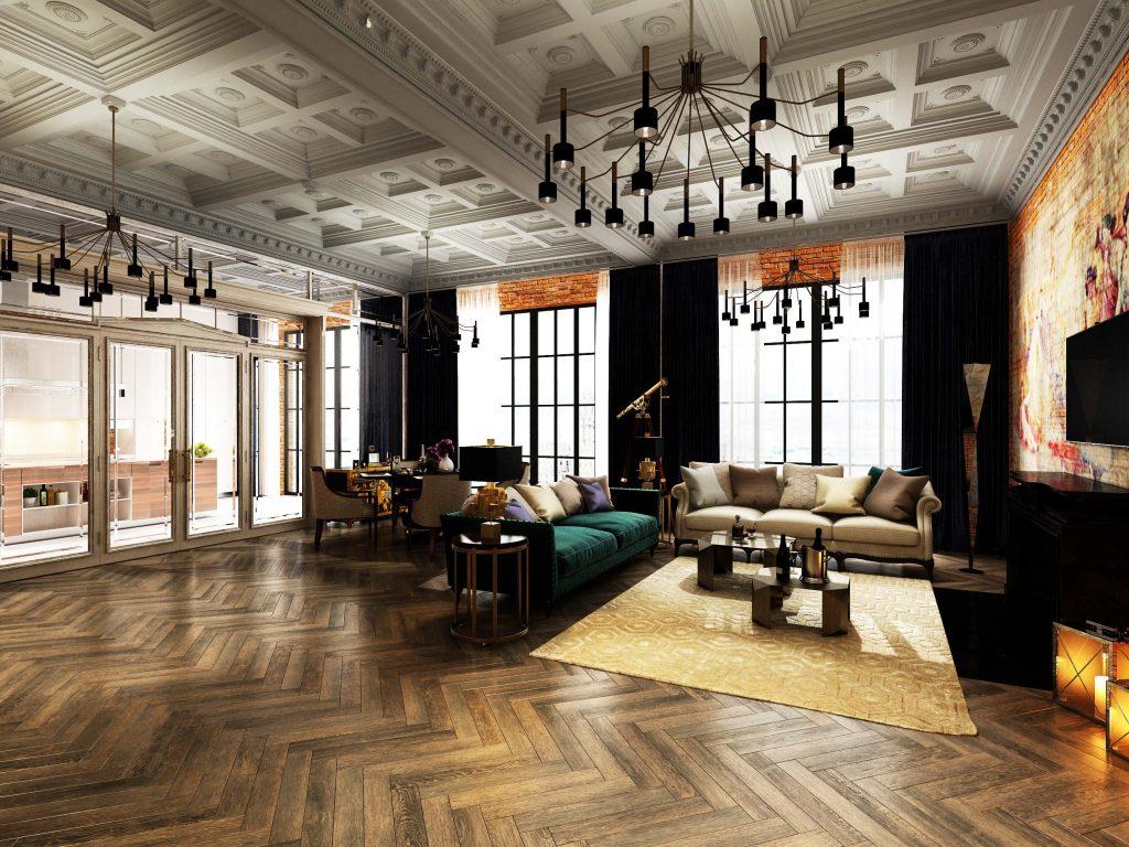 Um Novo Projeto De Design De Interiores Que O Inspirara À Mudança