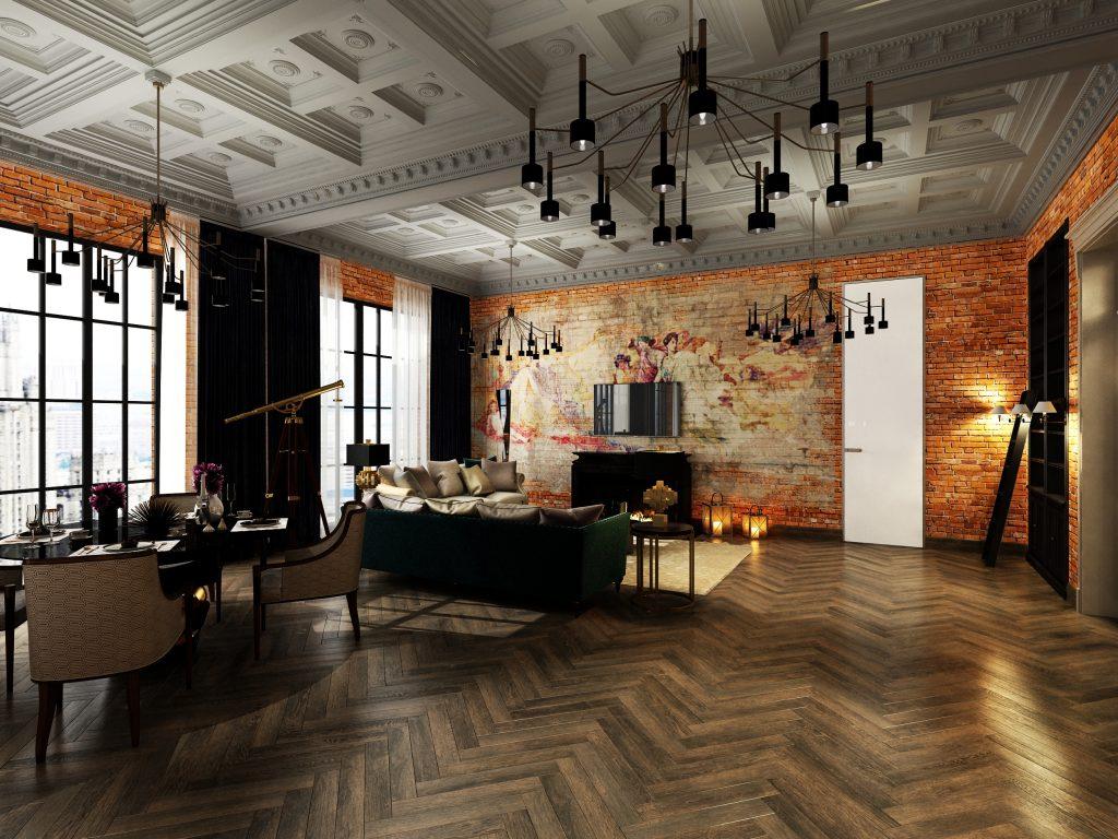Um Novo Projeto De Design De Interiores Que O Inspirara À Mudança 3