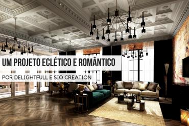 Um Novo Projeto De Design De Interiores Que O Inspirara À Mudança 8