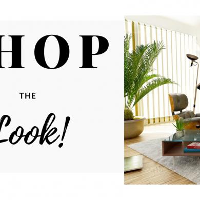 Shop The Look_ 5 Bohemian Chic Interior Design Ideas (3)