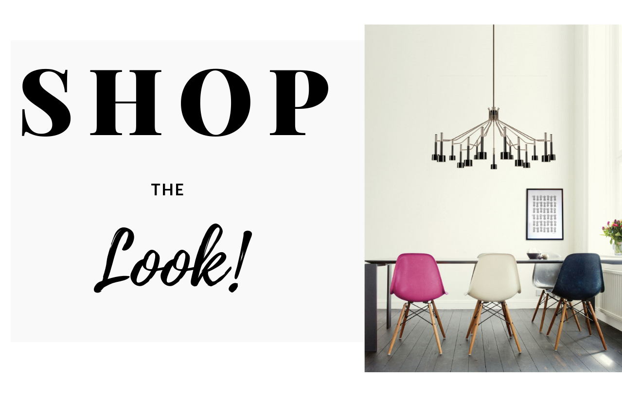 Shop The Look_ White Dining Room Decor Edition