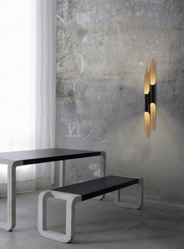 A Minimalistic Wall Lamp That Will Enhance your Living Room Décor!